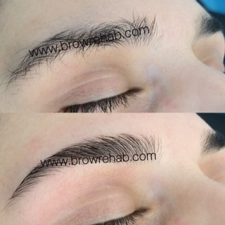 Brow Rehab eyebrow threading miami and miami beach