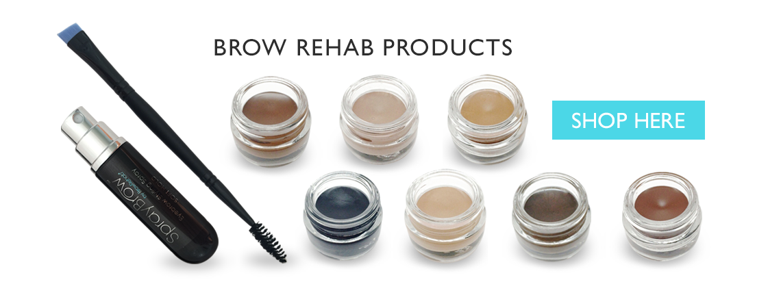 Brow Rehab Products